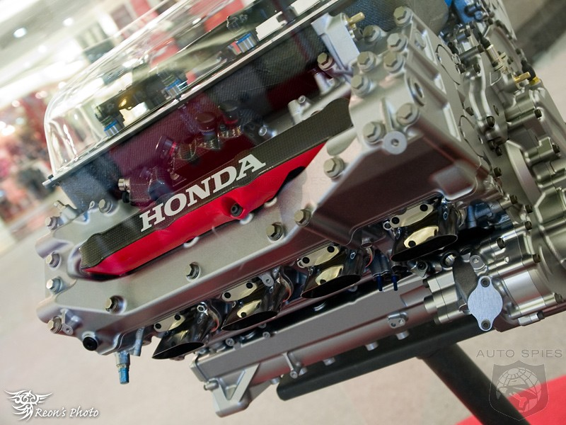 CONFIRMED: Honda To Return To Formula One As Engine Supplier