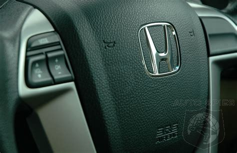 Honda Recalls 1.1 Million Vehicles For The Second Time Over Airbags