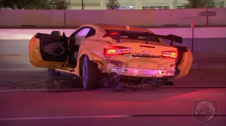 Street Racing Crash In Houston Claims 2 Lives - Is It Time To Reel In The Car Culture?