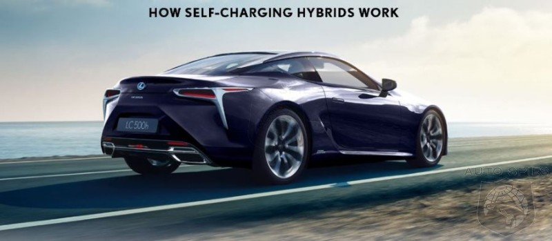 With No Dog In The Hunt - New Lexus Ads Seek To Thwart EV Adoption