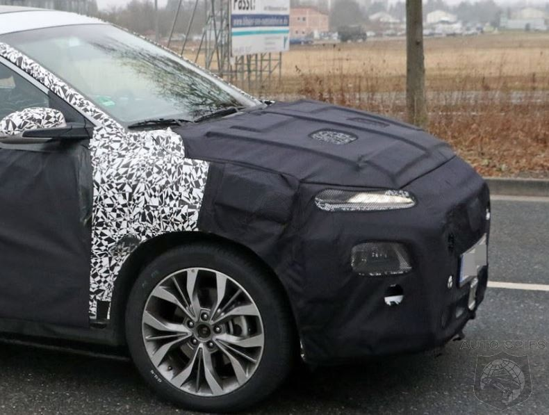 Hyundai's Juke Killer Spotted Inside And Out