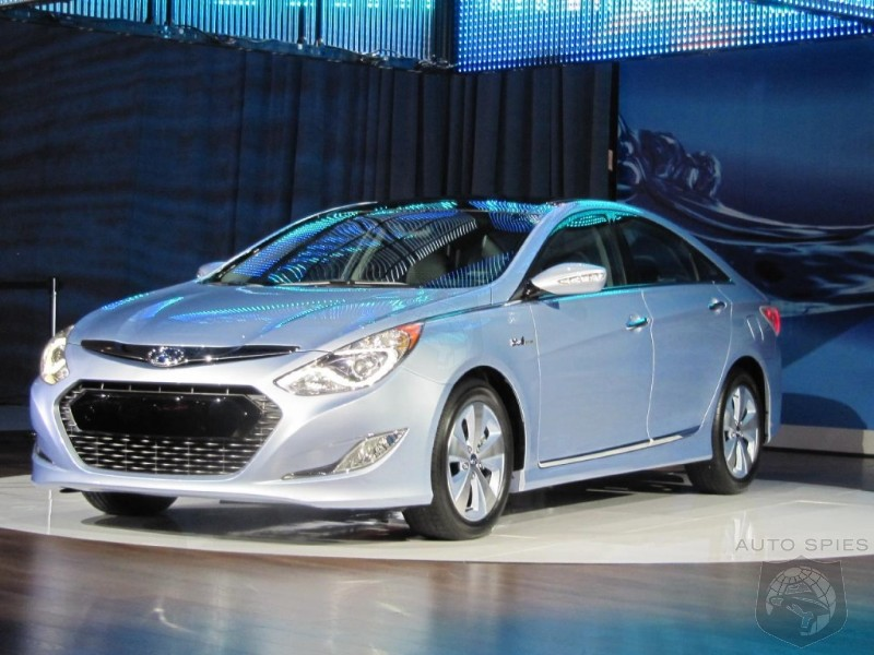 Deal Of The Year: Tax Credits Will Make Midsized Sonata Hybrid Cheaper Than Base Model Prius