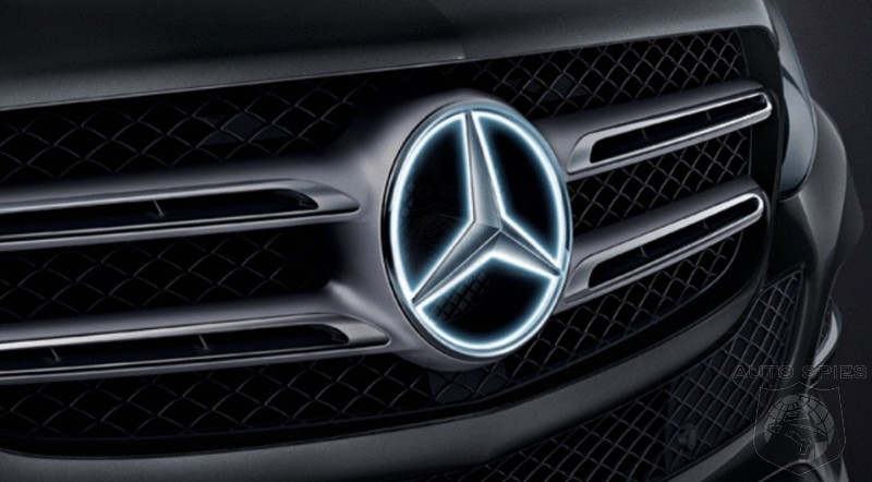 Mercedes Recalls Illuminated Badge Equipped Vehicles - May Cause Wiper, Power Steering And Headlight Failures