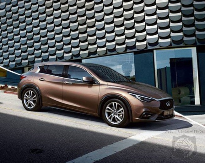 #IAA:Which Is It? Infiniti's New Q30 Blurs The Line Between Small Crossover And Large Hatchbatch