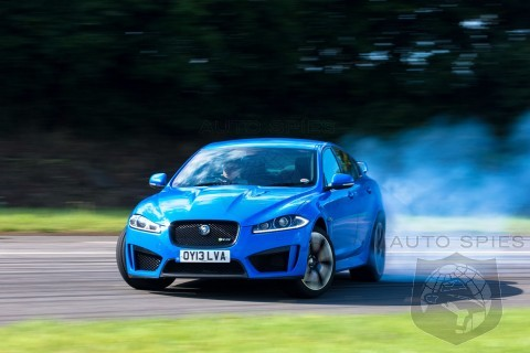 Jaguar's Top Cat Readies To Pounce On The German Heavyweights - But Does The XFR-S Have What It Takes?