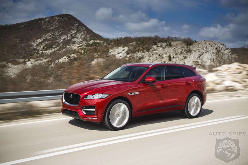 Is There A Market For The 40+ MPG Diesel Jaguar F-Pace SUV?