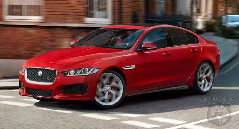 Jaguar Ready To Topple The M3 And C63 With 500Hp XE SVR