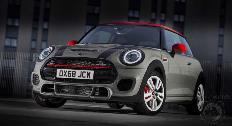 MINI VP Ponders The Need For Internal Combustion Powered JCW Models