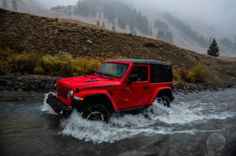 That Turbo 4 Cylinder Jeep Wrangler You Wanted Will Set Back 3000