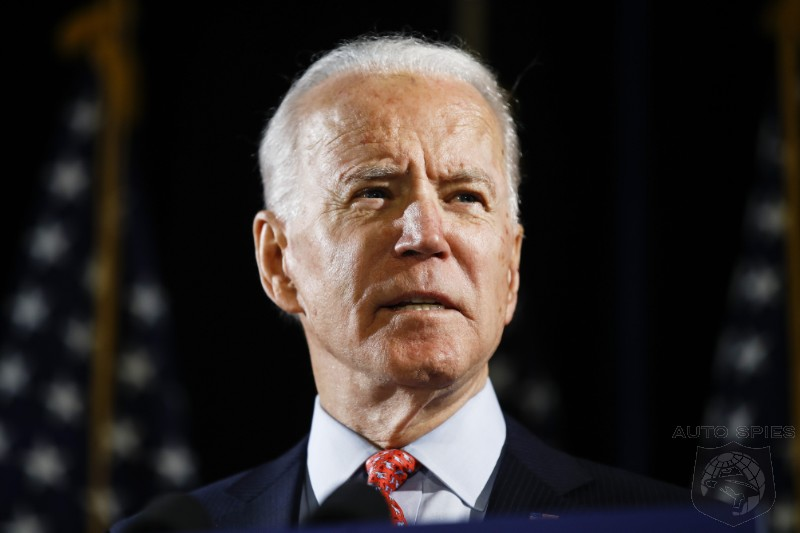 Biden Meets With GM CEO Mary Barra  And Other Leaders Over Economic Recovery