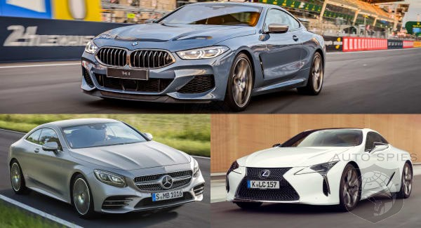 BMW 8-Series vs Mercedes S-Class vs Lexus LC: Who Gets Your $100K?