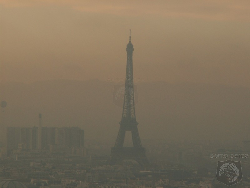 Paris Moves Ban Of Fossil Fuel Vehicles Up To 2030 - 10 Years Ahead Of France