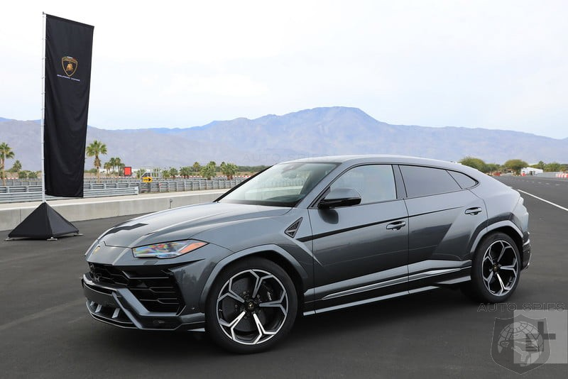 DRIVEN: How Well Does The Lamborghini Urus Stack Up In The Urban Jungle?