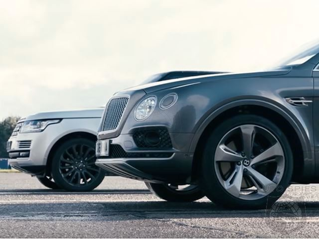 Bentley Bentayga Vs 500-HP Range Rover - Which Is Faster?