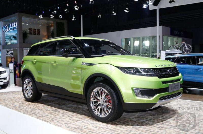 Chinese Blame Copycat Designs On The Homogenous Nature Of Car Design - What Do You Think?