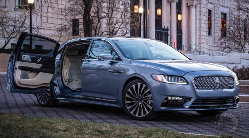 Death Of An Icon: Lincoln Continental Production To Cease By Year End
