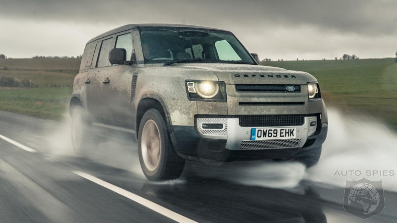 DRIVEN: Land Rover Defender - A Ray Of Sunshine In An All Too Boring SUV Market