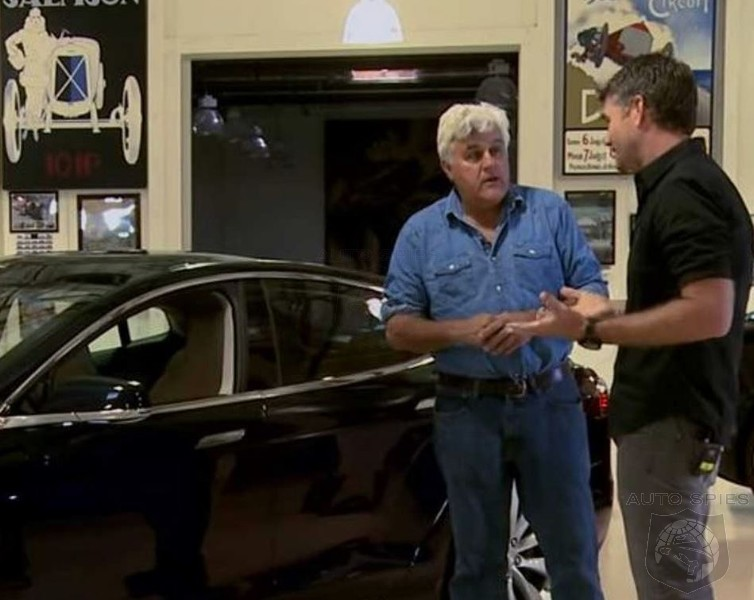Jay Leno Explains WHY He Drives A Tesla - What Is Your Excuse On Why You Don't?