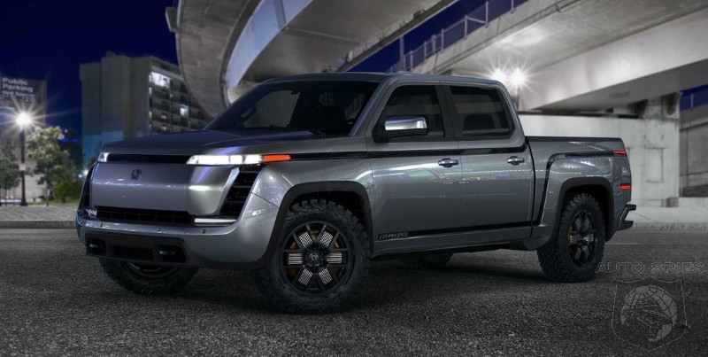 New Renderings Of The Lordstown Motors EV Pickup Makes You Wonder, Why Not?