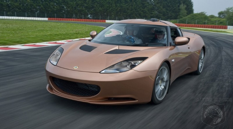 Lotus Considers Enhancing Driving Experience In Electric Evora With Fake Shifting