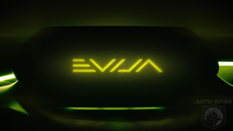 Lotus Coins Evija For New EV Hypercar