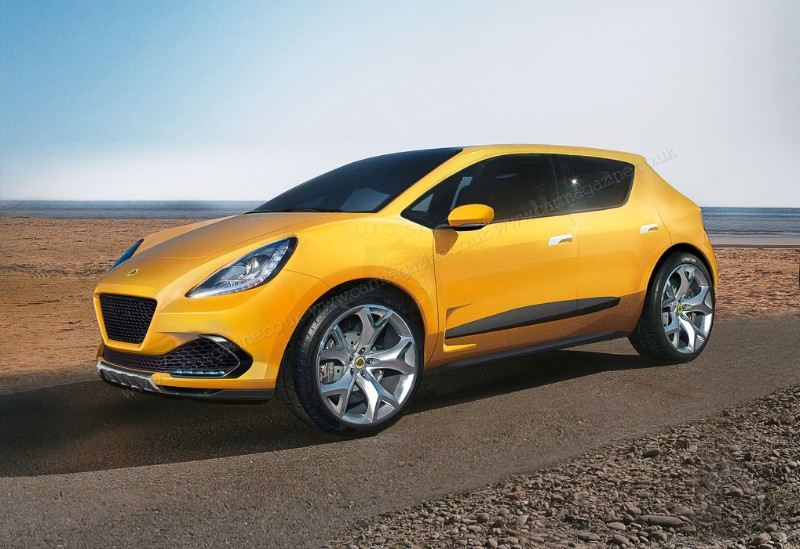 Lotus Hints That Geely Will Play An Active Part In Tackling Porsche SUVs