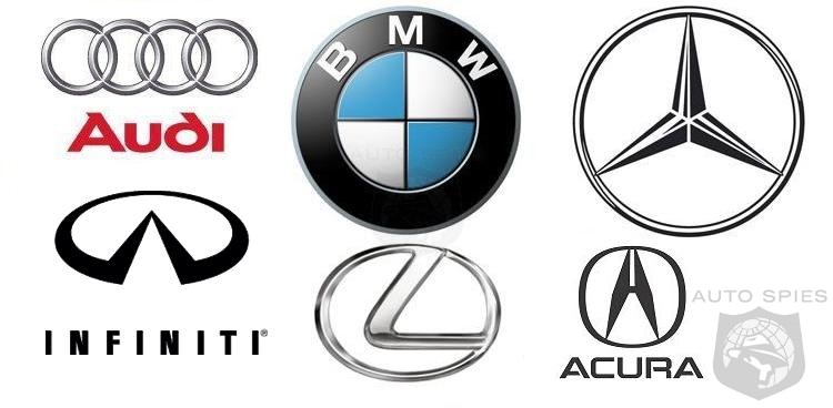 Tier 2 Luxury Brands Outgunned By Lexus And The Germans Is Lack Of