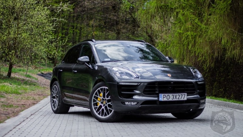 Big Mistake? Electrified Macan Might Get A New Name