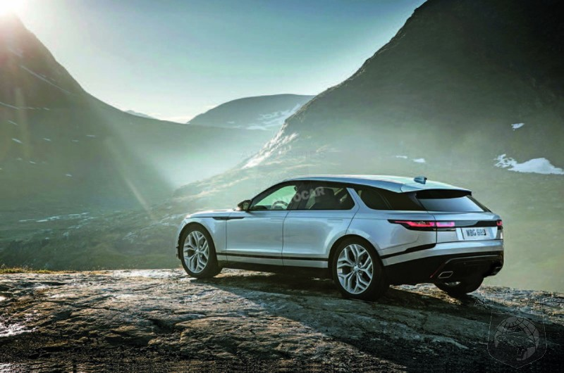 Jaguar Land Rover  To Tackle S-Class With Upcoming Road Rover Wagon
