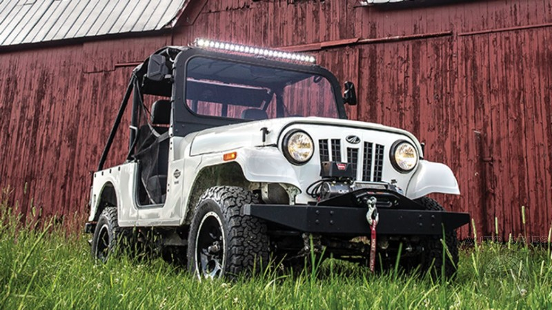 Judge Orders Stop Sale Of Roxor Off-Roader Due To Wrangler Resemblance