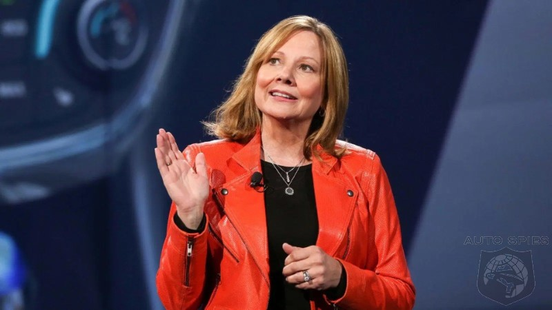 GM's Mary Barra Is Back In The Trump Dog House - What Can She Do To Get Out?
