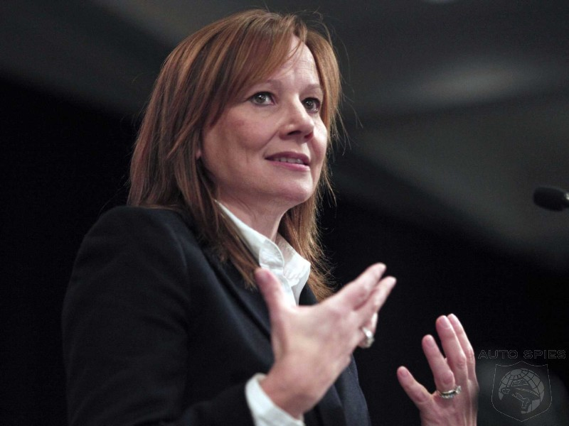 GM CEO Mary Barra Is Too Busy To Appear Before Canadian Legislators Over Plant Closure