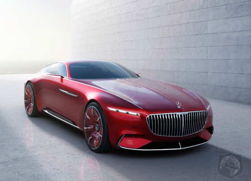 Mercedes Clears The Way For Maybach To Take On Bentley With New Models