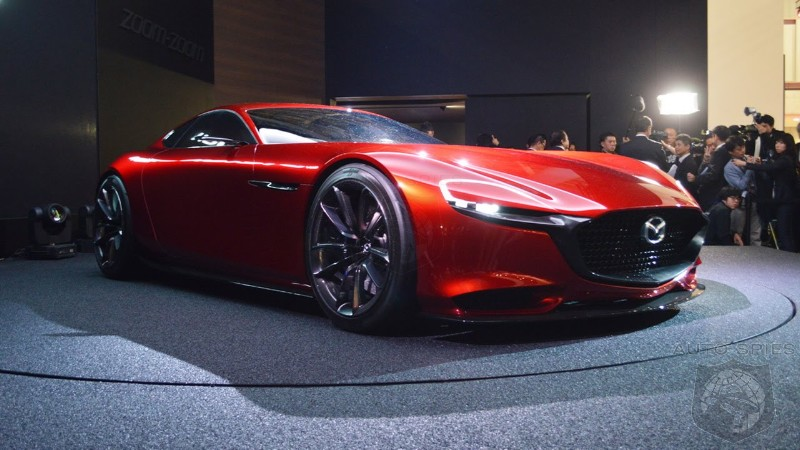 Mazda To Electrify Entire Line-Up By 2030