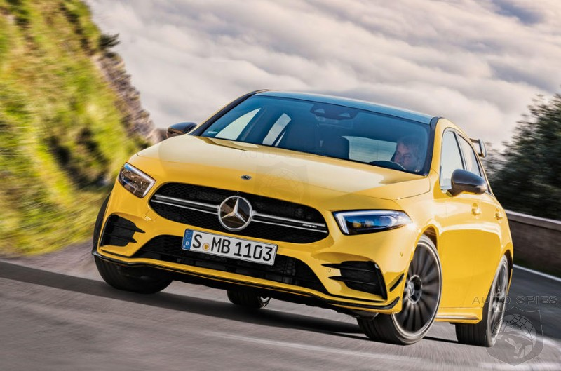 302 HP Mercedes-AMG A35 4Matic Offically Uncloaked - Could This Be Your Go To Hot Hatch?