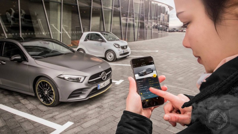 Mercedes Follows BMW And Volvo By Entering Subscription Market