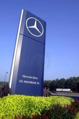 UAW Now Targeting Mercedes-Benz Alabama Facility