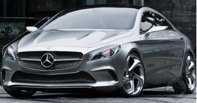 STUD OR DUD? Swoopy Mercedes-Benz Concept Coupe Leaks Out