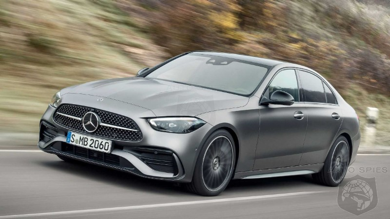 Mercedes C-Class EV Will Have A Dedicated Platform