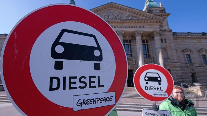 Germany Officially Declares War On Diesels