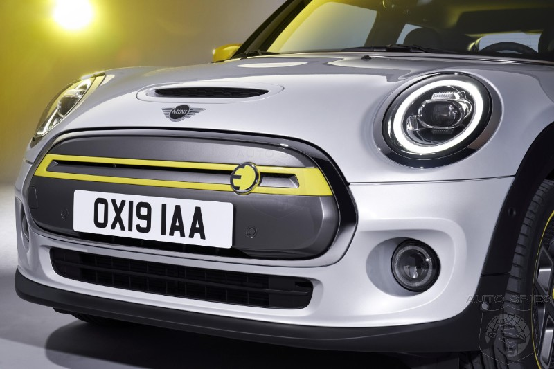 What Are They Thinking? New Mini EV Offers Brisk Performance But Only Has 114 Mile Range
