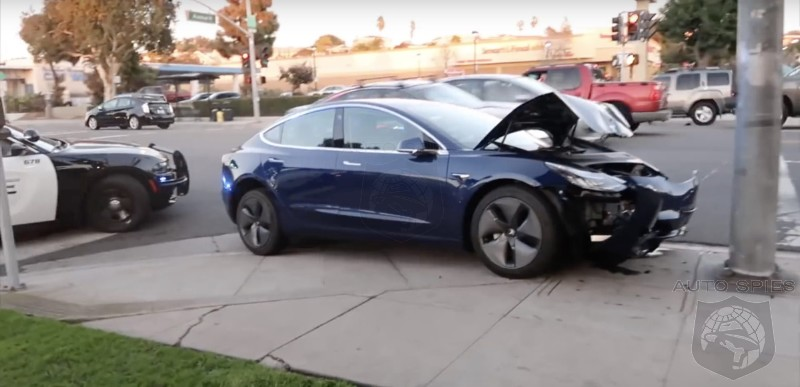 Latest Tesla Model 3 Crash May Be The Most Severe Yet