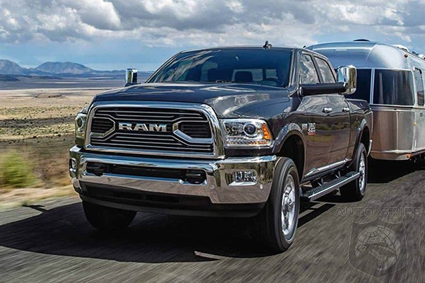 FCA Partners With Aurora Innovation To Leap Frog GM And Ford By Making RAM Trucks Autonomous