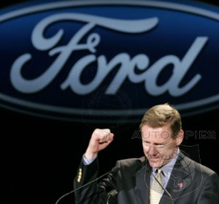 Ford Awards Mulally $58.3 Million In Stock For Bailout Free Turnaround