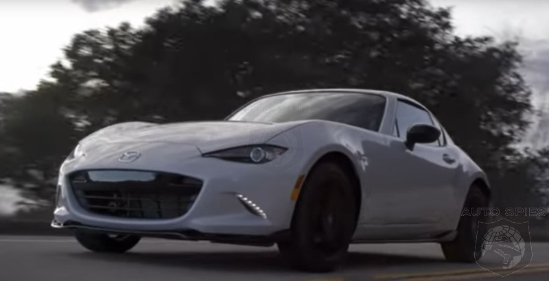 Toyota 86, Vs Mazda MX-5 RF - Which Is Fastest On A Road Course?