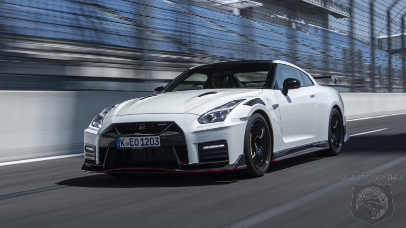 Tested - Nissan GT-R Nismo, A Dinosaur That Can Still Keep Up With The New Kids On the Block