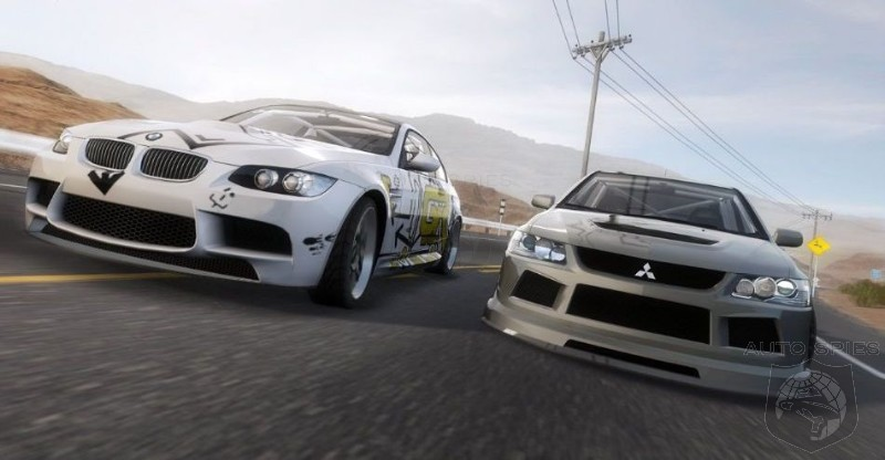 Dreamworks To Bring Need For Speed  Franchise To The Big Screen