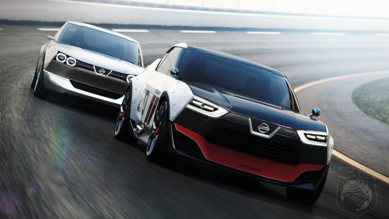 Costs Got In The Way Of Making Nissan's IDX Concept A Reality
