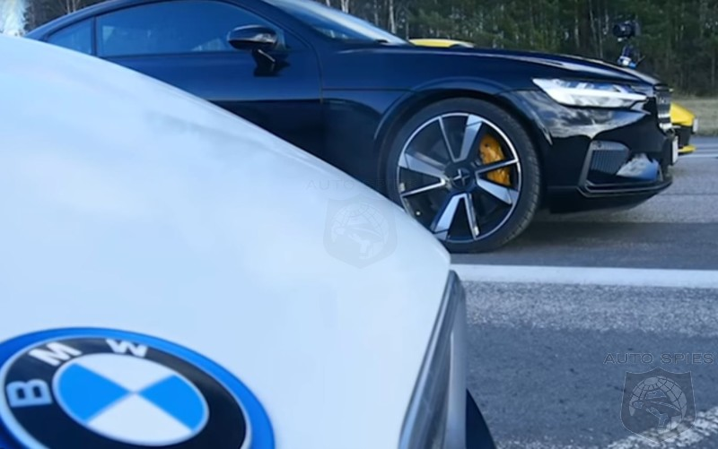 Just How Fast Is The Polestar 1 Against The i8 or 911? - You Are About To Find Out