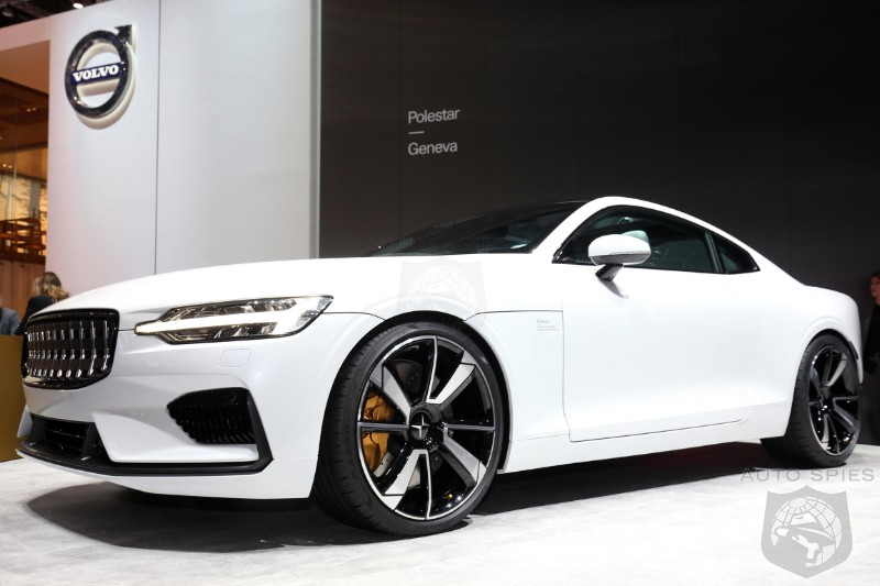 Cash In The 401k, Because You Will Need $155,000 For That Polestar 1 You've Been Dreaming Of